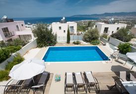 177934 Latchi Holiday Villa EV25 Lovely sea view villa