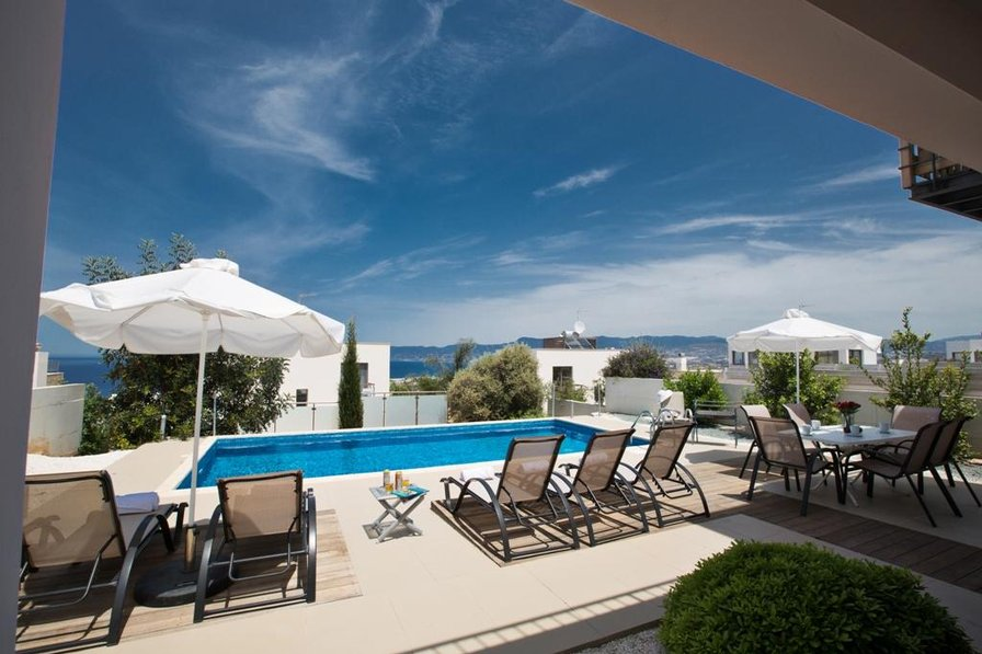 Owners abroad Esprit Villa 25 with sea views
