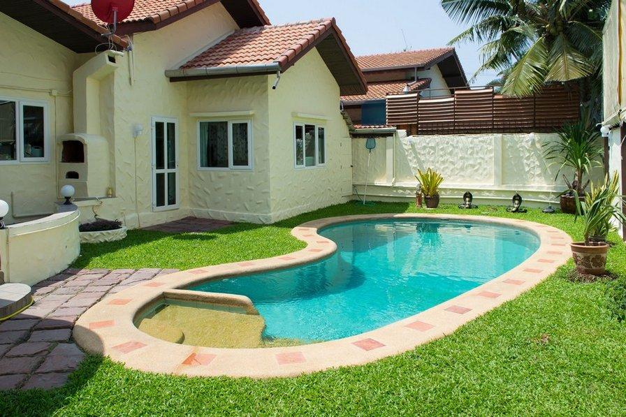 Baan PaiFar 5 Bedroom Villa near Walking Street