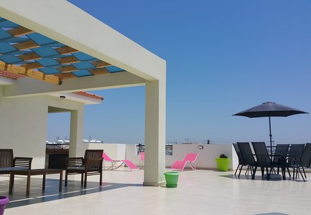 Penthouse Apartment in Oroklini, Cyprus