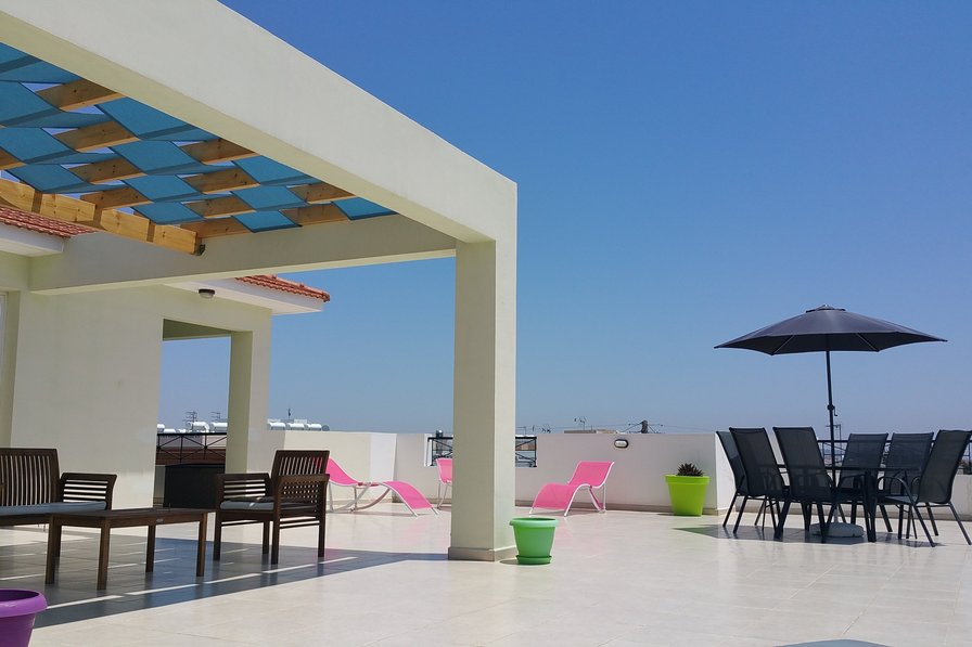 Penthouse apartment in Cyprus, Oroklini
