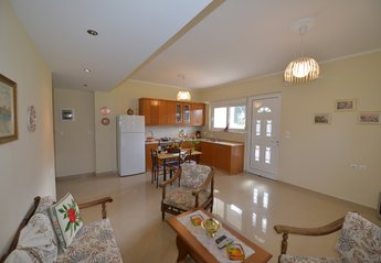 1 bedroom Apartment for rent in Ialyssos