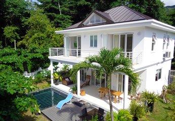 Villa in Seychelles, Beau Vallon, Mare Anglaise: Exterior