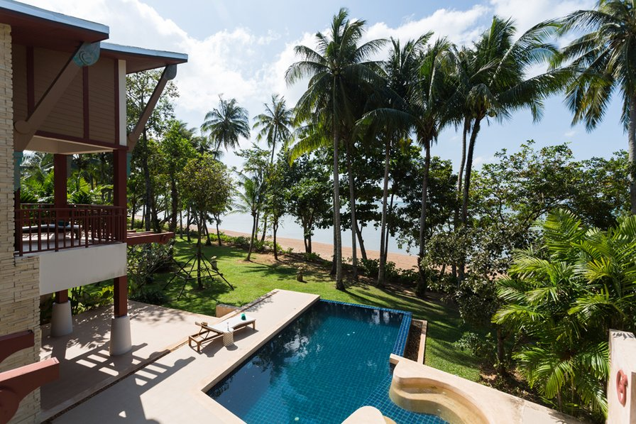 Krabi Luxury Beachfront Amatapura Pool Villa 15