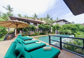 Koh Samui | Simiana Seaview Villa - 4BED