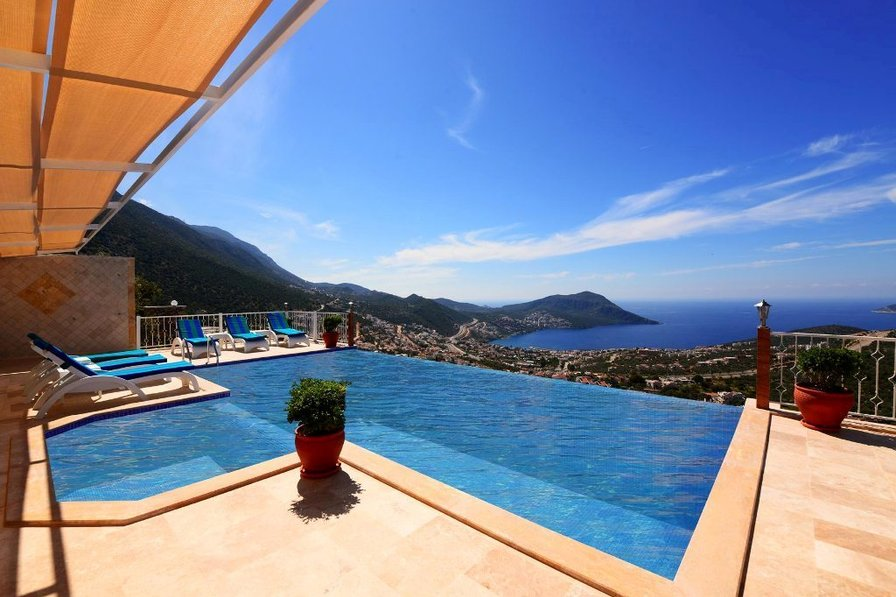 Villa in Turkey, Kalkan