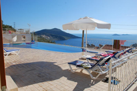 Apartment in Turkey, Kalkan: Cetinkaya Apartment Kalkan, walking distance to town,shops,restaurants