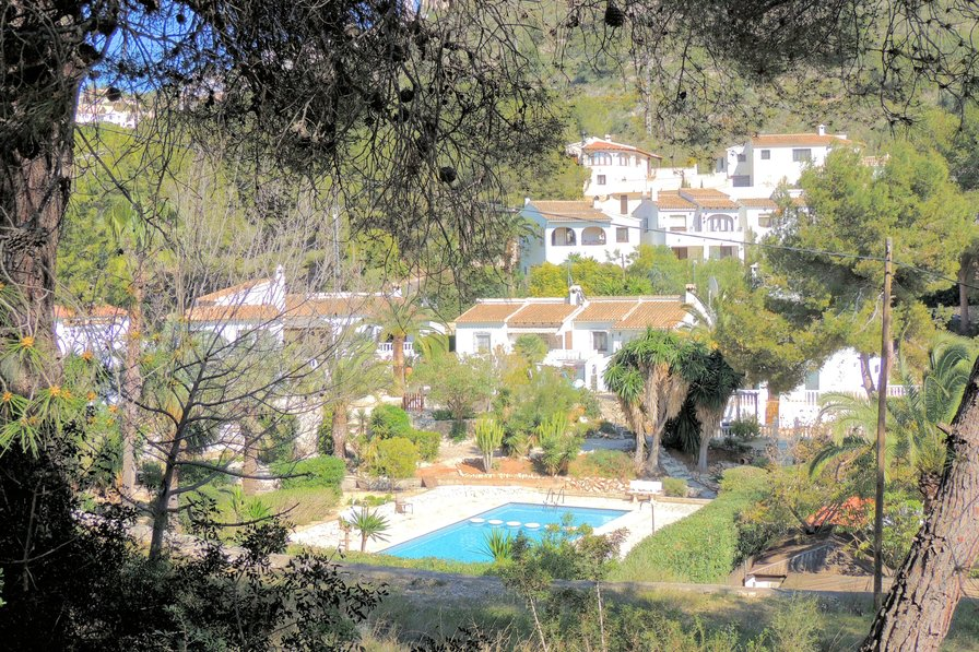 Villa to rent in el portet spain with pool 182940 - Villa el portet ...