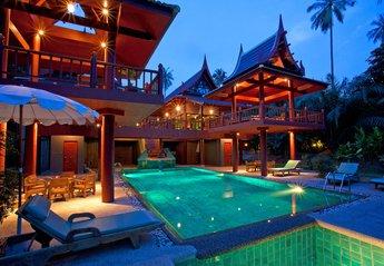 Villa in Thailand, Laem Set