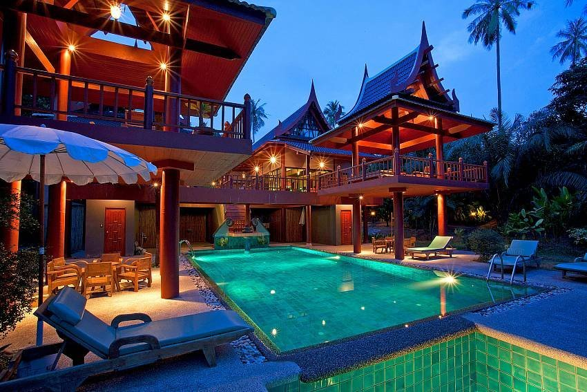 Owners abroad Laemset Lodge | 6 Bed Home with Private Pool in Laem Set Koh Samu