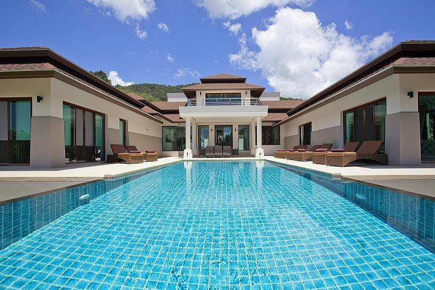 Owners abroad Koh Chang Wave Villa A | 4 Bed Seafront Pool House in Koh Chang