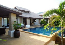 Baan Rose - 3 Bedroom Villa with private pool