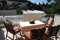 Apartment in Croatia, Lapad: Balcony