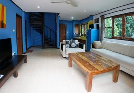 Mr. Blue - 2 Bedroom House near Chaweng Beach