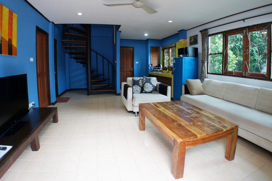 Mr. Blue - 2 Bedroom House near Chaweng Beach
