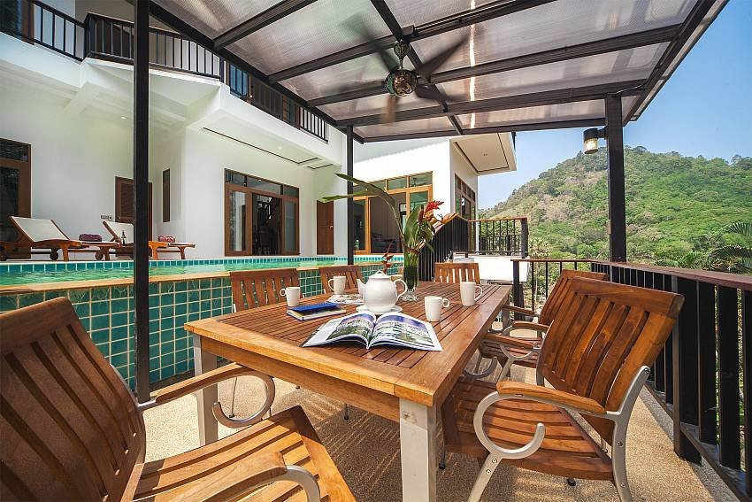 Owners abroad Patong Hill Estate Seven   7 Bed Sea View Pool Villa in Patong We