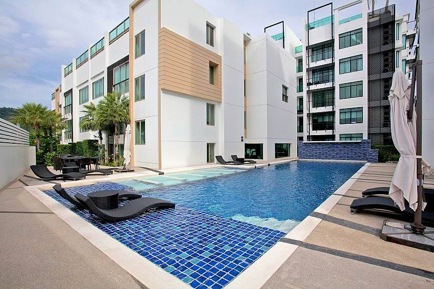 Apartment in Thailand, Phuket