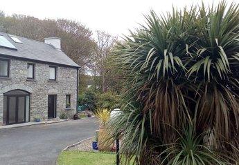 Cottage in Ireland, Burren