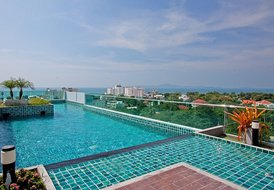 Pattaya | Pratumnak Lagoon Apartment - 2 BED