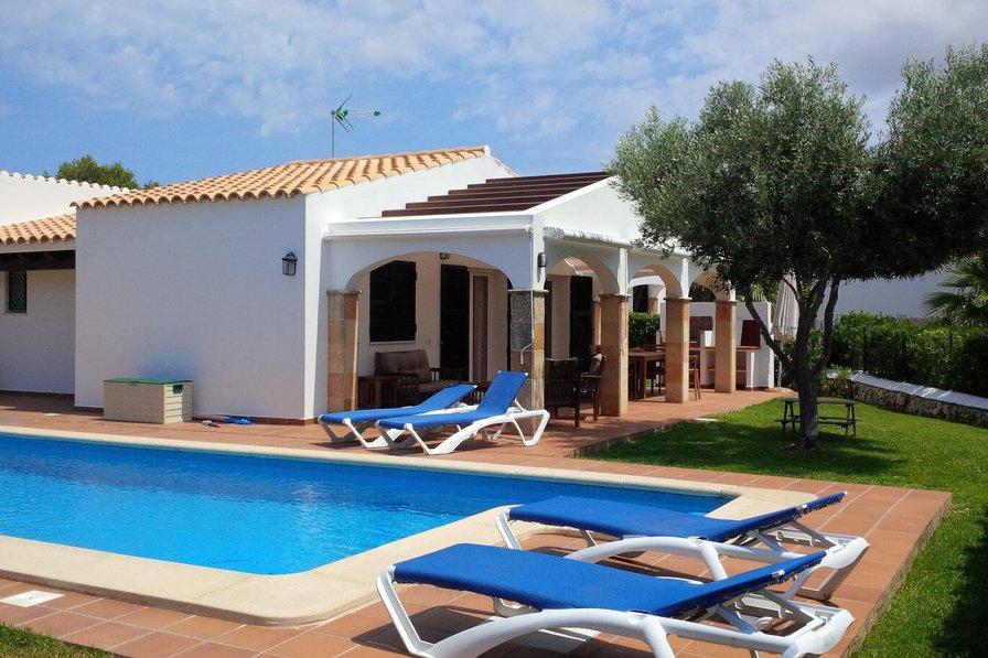 Villa in Spain, Cala'n Blanes