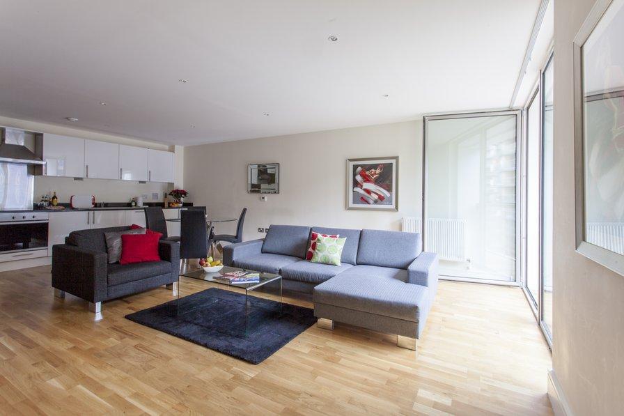 Apartment in United Kingdom, Royal Docks