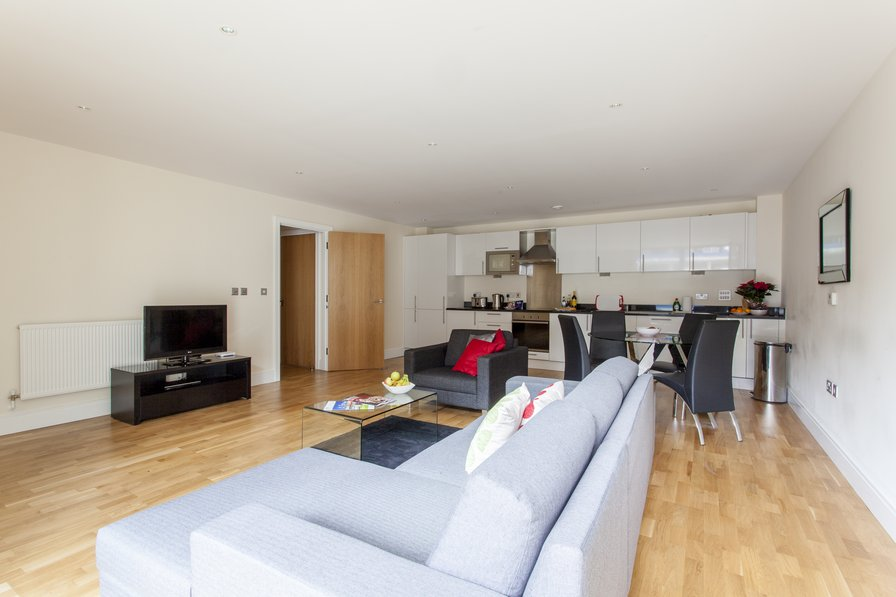 Apartment in United Kingdom, Royal Docks