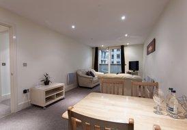 Splendid  St. George Wharf 2 Bedroom & 2 bath Apartment