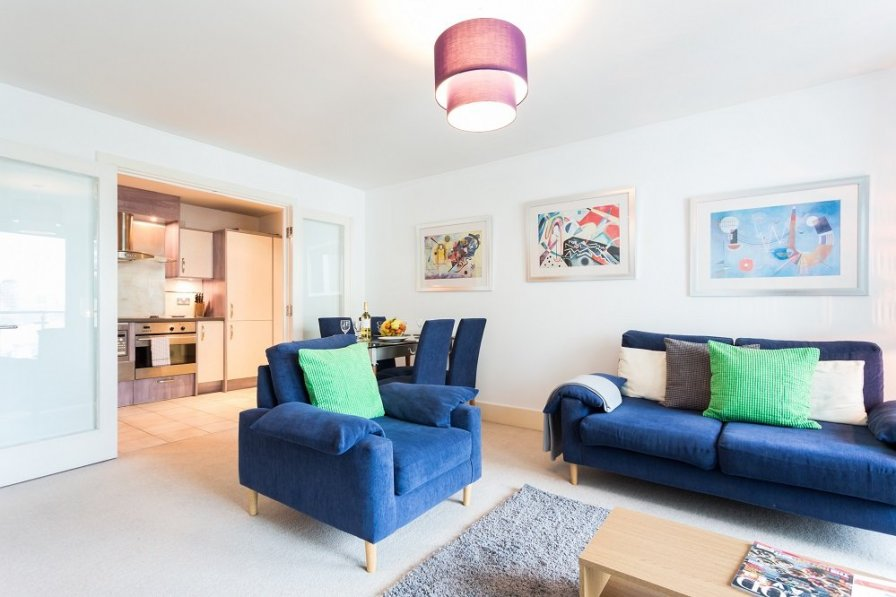 Apartment in United Kingdom, Oval