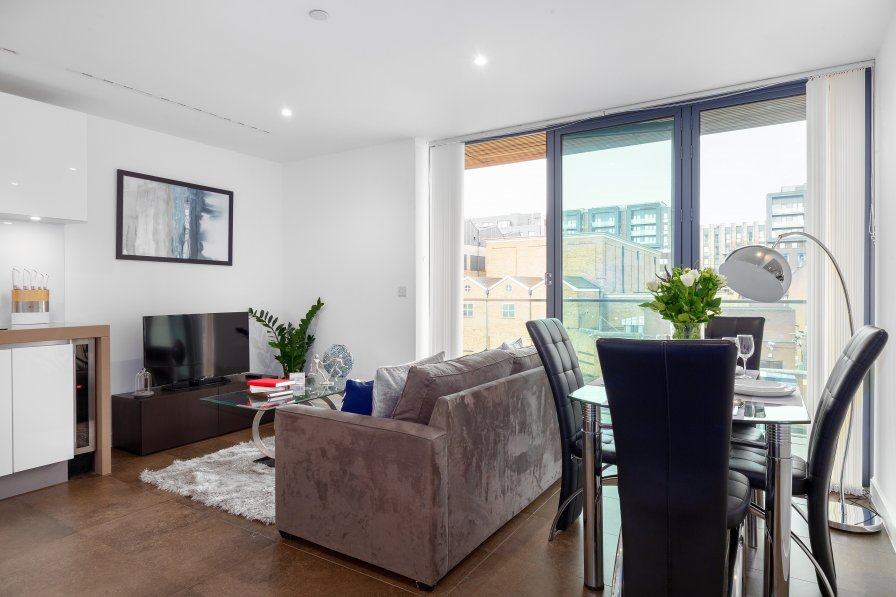 Apartment in United Kingdom, Hoxton West