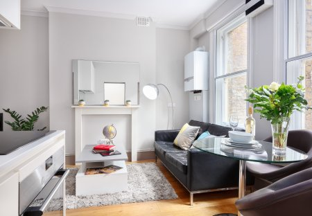 Apartment in Bloomsbury, London