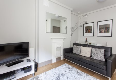 Apartment in Bloomsbury, London