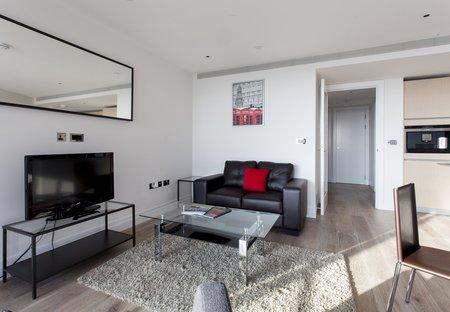 Apartment in Queenstown, London