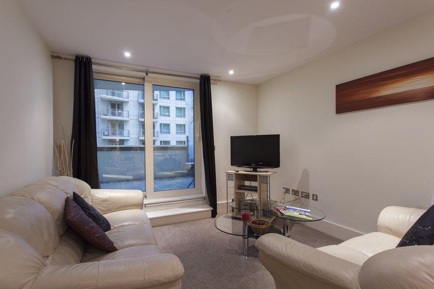 Apartment in United Kingdom, Prince's