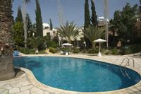 Villa in Cyprus, Kissonerga: Communal swimming pool
