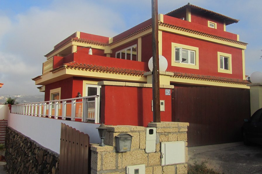 Villa in Spain, Buzanada