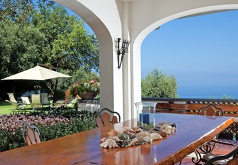 3 bedroom Villa for rent in Sorrento, Campania