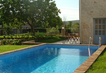 Villa in Croatia, Sveti Lovrec: Pool