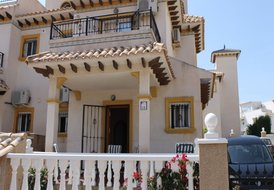 Two bedroom quad house Pinada Golf B102