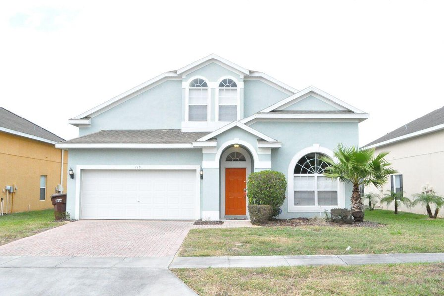 House in USA, Gulf Coast