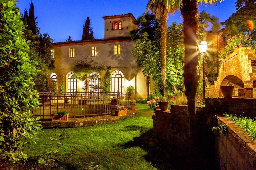 Villa in Italy, Sinalunga