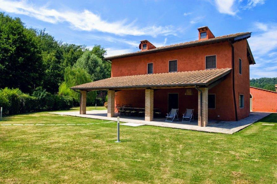 House in Italy, Reggello