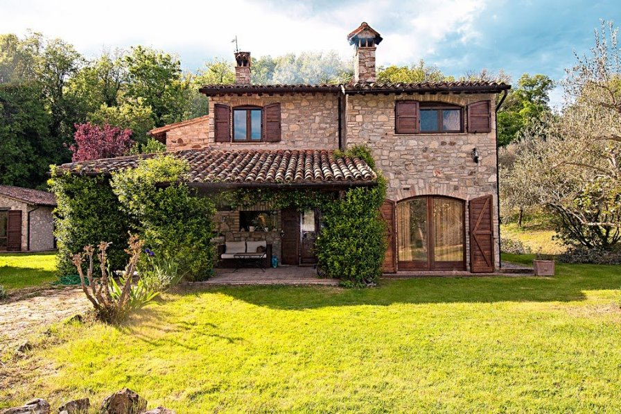 House in Italy, Chianti