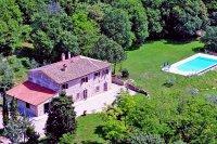 House in Italy, San gimignano
