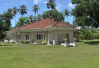 Villa in Sri Lanka, Ambalangoda: Villa front view