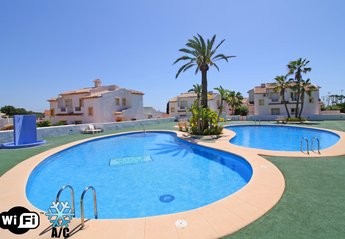 3 bedroom Bungalow for rent in Calpe