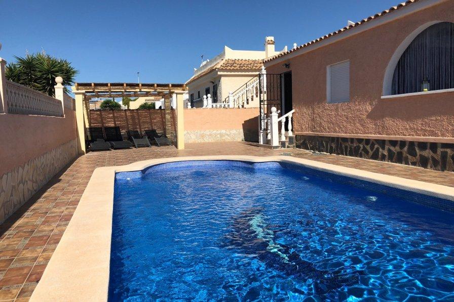 Villa in Spain, Camposol