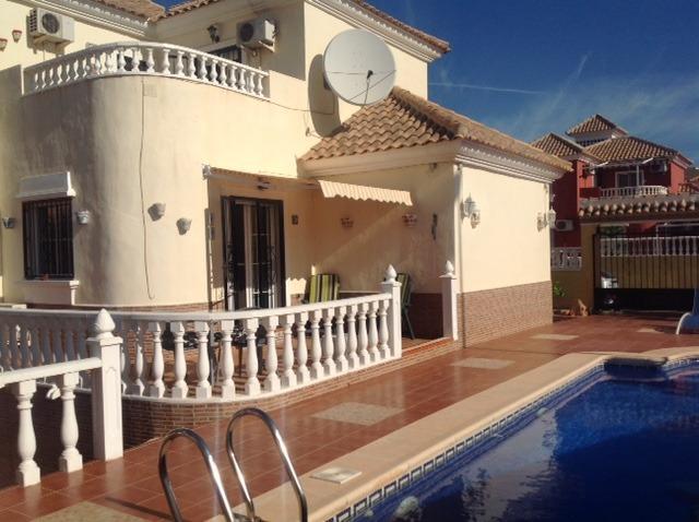 Villa in Spain, Urbanización Blue Lagoon