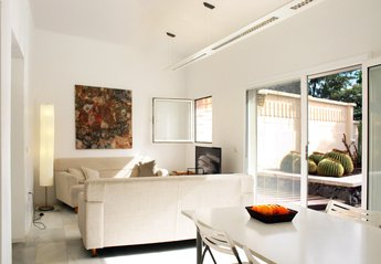 Studio Apartment in Spain, Santa Cruz: Very bright space