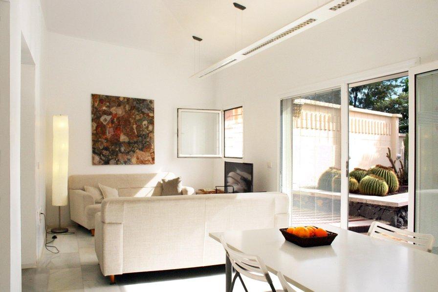 Studio apartment in Spain, Santa Cruz