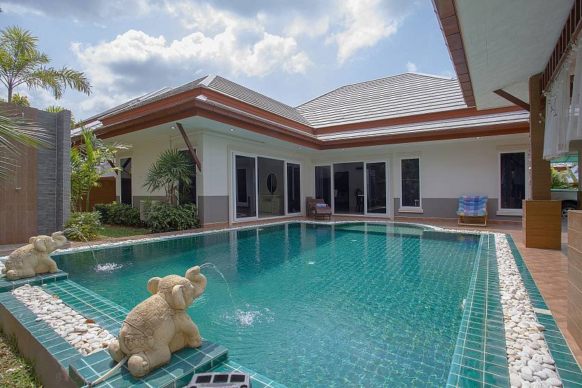 Villa in Thailand, Pattaya